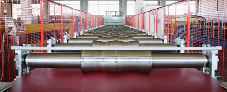 Производство металлочерепицы Прушиньски